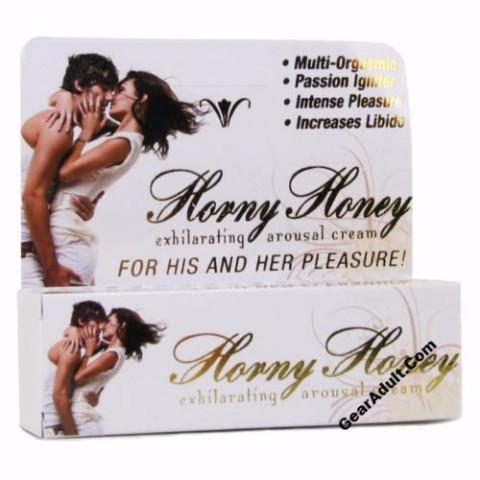 Horny Honey Stimulating Exhilarating Women Arousal Cream 1.0 Oz