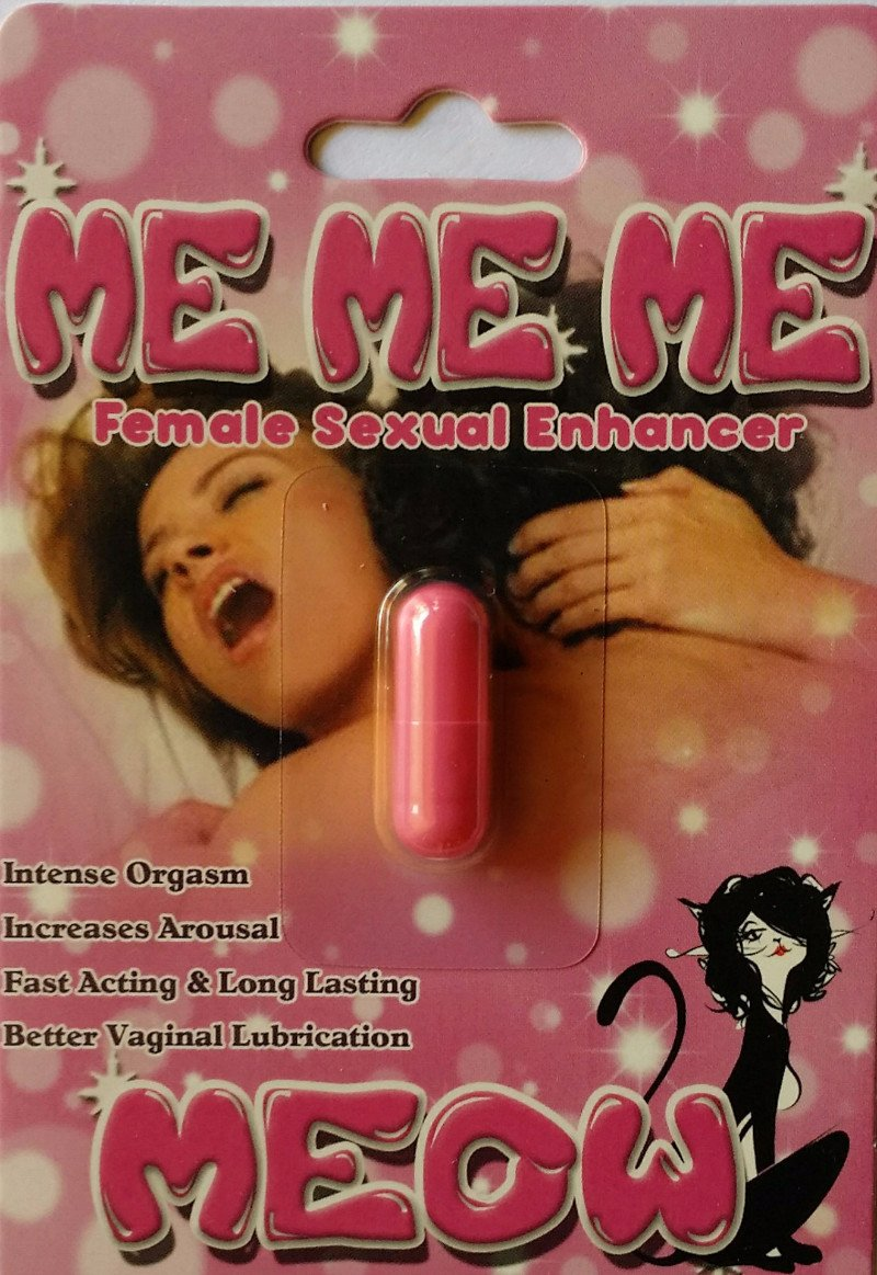 Me Me Me Meow Female Sexual Enhancer Pill 1000mg For Women