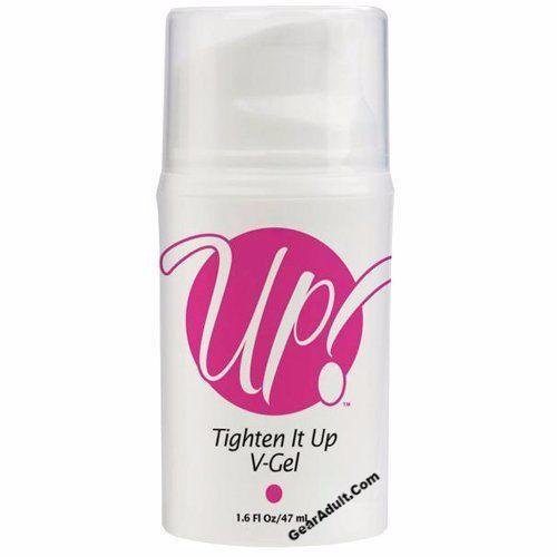 Vaginal Shrink Lube Tighten It Up V-Gel  1.6Fl Oz