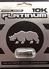 10K Platinum Rhino Male Enhancement Pill