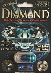Diamond 4500 5 Stars Power Male Sexual Enhancement Pill Natural Formula