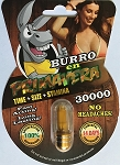 Burro en Primavera 30000 Male Sexual Enhancer Gold Pill