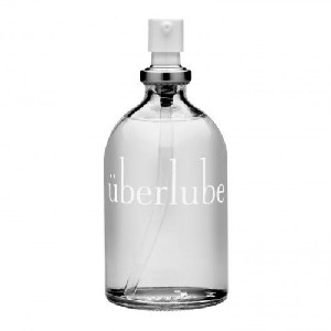 Uberlube luxury Silicone personal lube, All Purpose Lubricant 100 ml / 50 ml