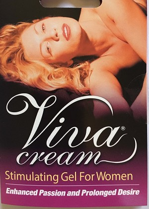 Viva Cream Stimulating  Arousal Gel for Women